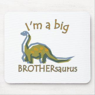 I am a big brothersaurus solo mouse pad