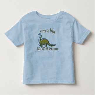 I am a big brothersaurus solo toddler T-Shirt