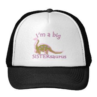 I am a big sistersaurus cap
