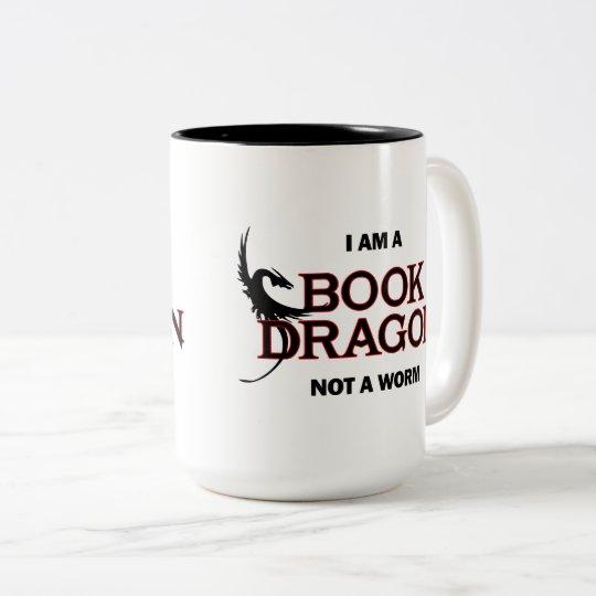I am a Book Dragon, not a Worm