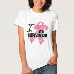 I am a Breast Cancer Survivor T-shirts