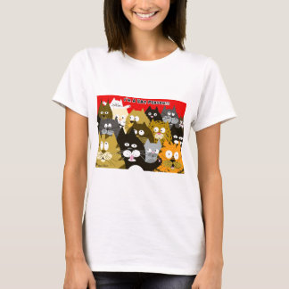 I am a cat person T-Shirt