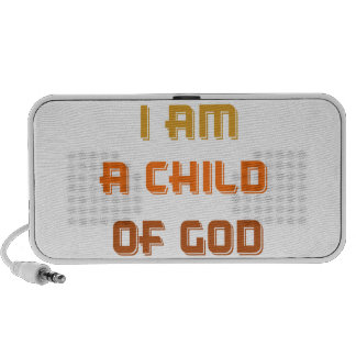 I am a child of god travelling speakers