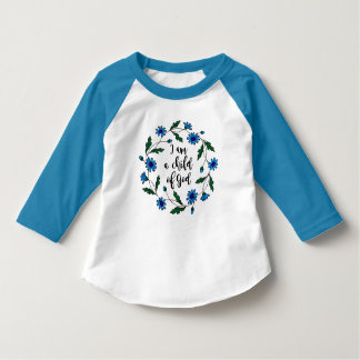 I am a Child of God Toddler Tee