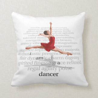 I Am A Dancer Cushion