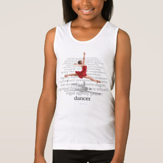 I Am A Dancer Tank Top