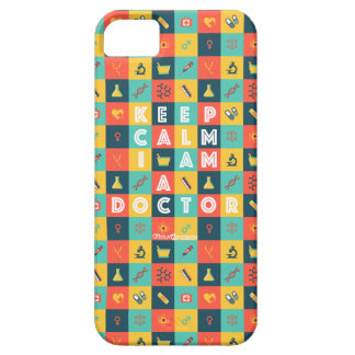 i AM A DOCTOR (Retro) iPhone 5 Case