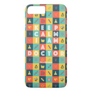 I AM A DOCTOR (Retro) iPhone 7 Plus Case