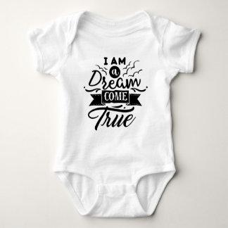 I am a Dream Come True Kid Baby Shirt