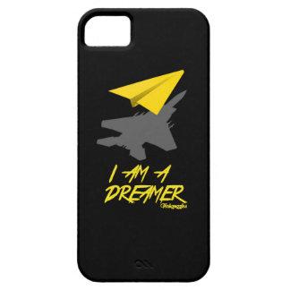 I AM A DREAMER (Black) iPhone 5 Cases