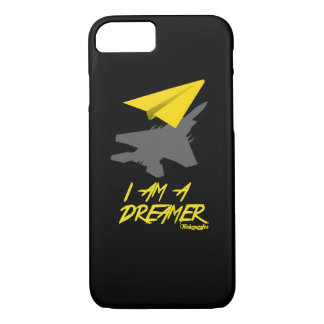 I AM A DREAMER (Black) iPhone 7 Case