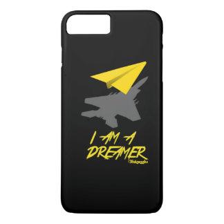 I AM A DREAMER (Black) iPhone 7 Plus Case