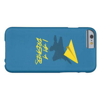 I AM A DREAMER (Blue) Barely There iPhone 6 Case