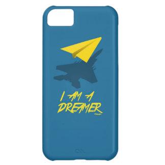I AM A DREAMER (Blue) iPhone 5C Case