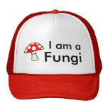 I am a Fungi Mesh Hats