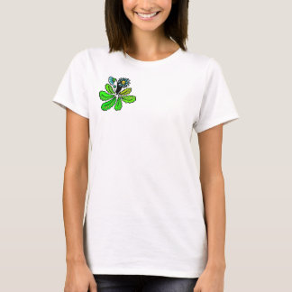"""I AM A GARDENER"" WOMEN'S BASIC T-SHIRT"