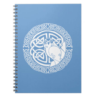 I am a Hawk: Snow Notebook
