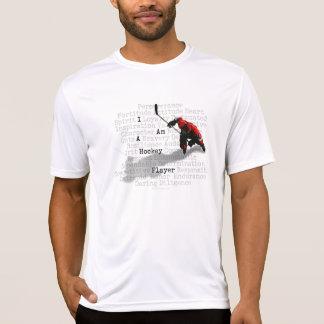 I am a Hockey Player T Shirts