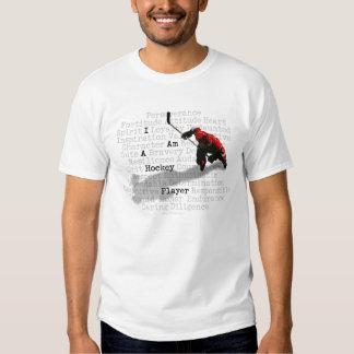 I am a Hockey Player Tshirt