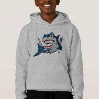 I Am A Hungry Shark