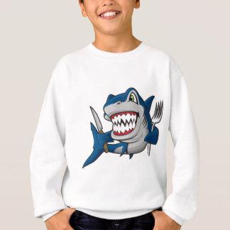 I Am A Hungry Shark Tee Shirt