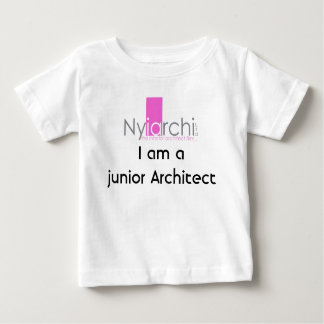 I am a junior Architect Infant Tee