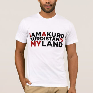 I AM A KURD T-Shirt