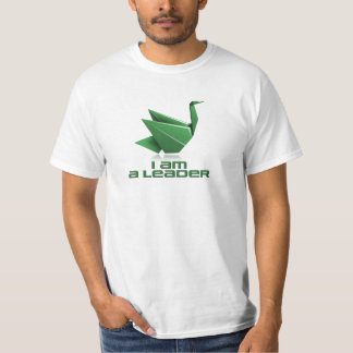 I am a leader, Swan leader metaphor T-Shirt