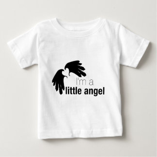 I Am A Little Angel Baby and Toddler Tees