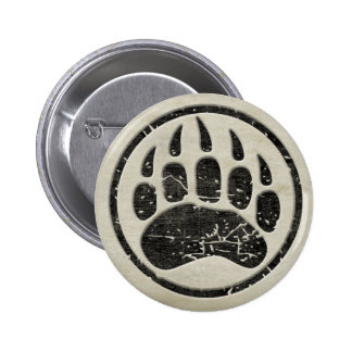 I am a MAMA GRIZZLY 6 Cm Round Badge