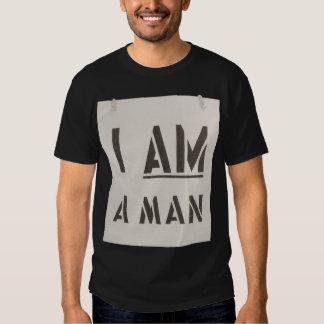 I AM a Man Tshirts