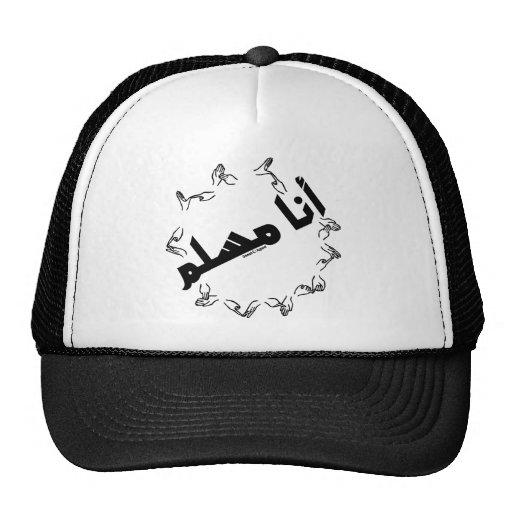 I am a Muslim Sign Language Hats