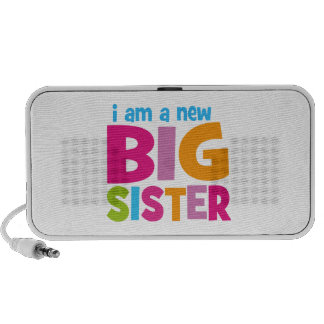 I am a new Big Sister Speaker