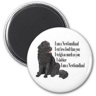 I am a Newfoundland Magnet