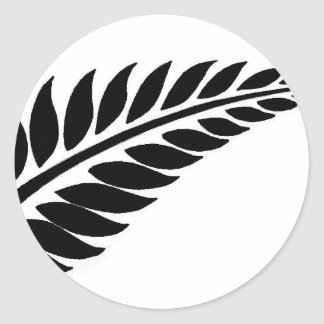 I am a Proud Kiwi! Classic Round Sticker