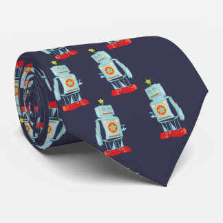 I am a robot army tie