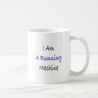 I Am A Running Machine Coffee Mug