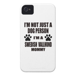 I am a Swedish Vallhund Mommy iPhone 4 Covers