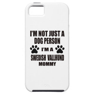 I am a Swedish Vallhund Mommy iPhone 5 Covers
