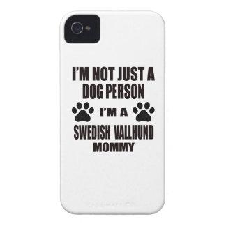 I am a Swedish Vallhund Mummy Case-Mate iPhone 4 Case