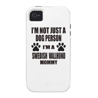I am a Swedish Vallhund Mummy Case For The iPhone 4