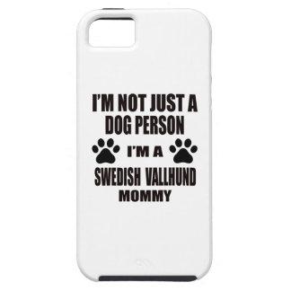 I am a Swedish Vallhund Mummy iPhone 5 Case