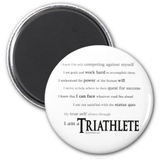 I am a Triathlete Magnet