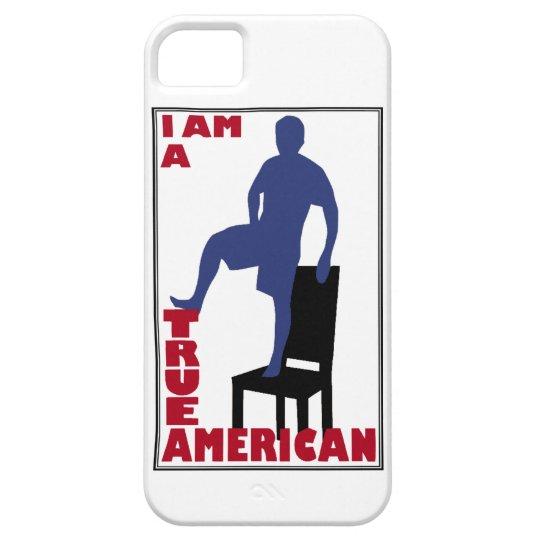 I am a True American iPhone 5 Case