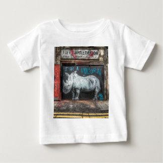 I Am A Unicorn, Shoreditch Graffiti (London) Baby T-Shirt
