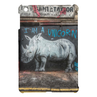 I Am A Unicorn, Shoreditch Graffiti (London) iPad Mini Case