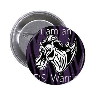 I am a warrior png buttons