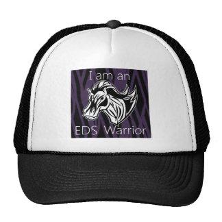 I am a warrior.png mesh hats