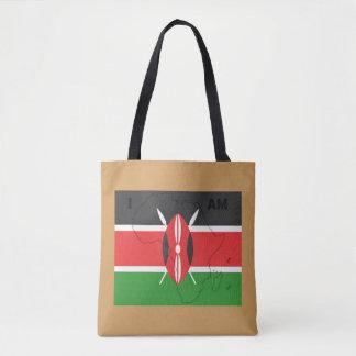 """""""I Am Africa"""" Kenya Tote"""