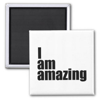 I am amazing magnet